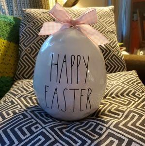 Rae Dunn Accents - Rae Dunn Oversized Easter Egg NWT